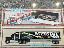 1992 Ertl Replica Transporter 1:64 Interstate Batteries Racing