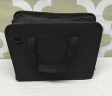 "GENERATIONS Crafts Tote Bag Organizer Stamping Scrapbooking Black 14"" X 10.5"""