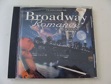 Broadway Romance by Giovanni Piano CDTonight What I Did For Love Phantom ++