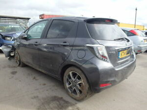 TOYOTA YARIS HYBRID AUTOMATIC ALLOY WHEEL WITH TYRE BREAKING PARTS BUMPER WING
