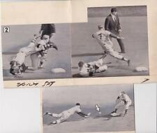 Mickey Mantle 1957 World Series Type 1 International News Wire Photo Photographs