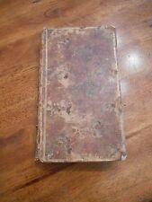 """""""La Pucelle D'Orleans, Poeme. Divise en Vingt Chants."""" Voltaire. 1762. Plates"""