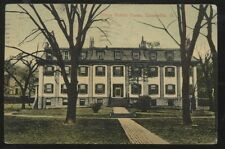 Postcard ZANESVILLE Ohio/OH  Helen Purcel Home view 1907