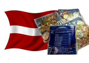 LATVIA - uncirculated/ unopened Euro coin Starter KIT 2014