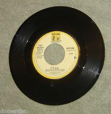 The Beach Boys It's OK 45 Single Record Had To Phone Ya Brother