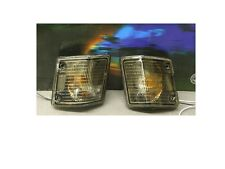 VW TRANSPORTER VW T3 T25 BUS PAIR SMOKED TINTED Front Indicator lamps light