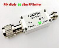 PIN Diode RF Limiter 10M-6GHz 30dBm for amplifier SDR short-wave receiver +Case