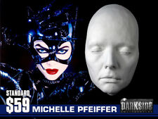 NEW MICHELLE PFEIFFER CATWOMAN LIFE-SIZE Life Cast in Lightweight White Resin