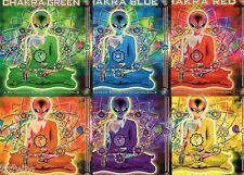6x Chakra Psychedelic Trance Compilation 1/2/3/4/5/6 CD - NEU - GOA - TBFWM