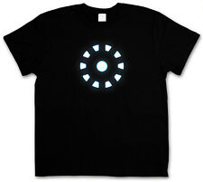 T-shirt arc reactor I-Iron Avengers tony stark on industries s m l xl xxl 3xl