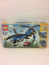 Lego Creator 31049 Twin Spin Helicopter Building Kit (326 Piece) Box Has Damage