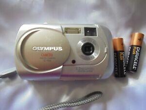OLYMPUS Camedia Digital Camera C-160