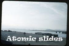 1950s  kodachrome Photo slide  San Francisco Ca  Navy Yard #1