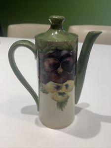 1913 Moorcroft Pottery tea Pot