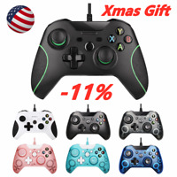 Xmas Gift Wireless Controller for Xbox One and Microsoft Windows Black/Pink KIDS