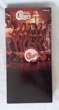 RARE CHICAGO - GROUP PORTRAIT ALBUM - 4 CASSETTES W/AUTOGRAPHED BOOKLET - NEW
