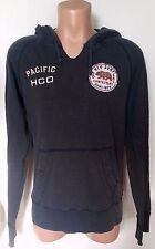 Hollister Surf Blue Long Sleeve Men's Hoodie Size:L 100% Cotton