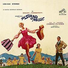 The Sound of Music - Original 1965 vinyl record album LP - with Insert