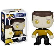 Star Trek The Next Generation 190 Data Funko Pop Vinyl RARE Vaulted Figure