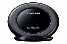 Qi Inalámbrico Carga Rápida Almohadilla Placa 4 Samsung Galaxy S8 S7