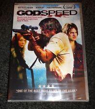 GODSPEED-Faith healer's family brutally murdered in Alaska-JOSEPH McKELHEER-DVD