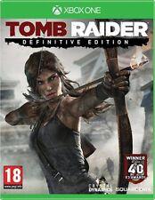 TOMB Raider Definitive Edition Xbox One PAL
