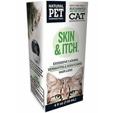 Natural Pet Pharmaceuticals  Skin  Itch Irritations for felines - 4 fl. oz.