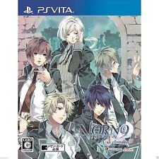 Norn9: Var Commons PS Vita SONY JAPANESE NEW JAPANZON