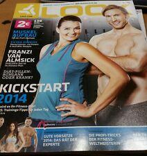 LOOX Heft Nr. 01 aus 2014  Muskel Aufbau Gute Vorsätze für das neue Jahr