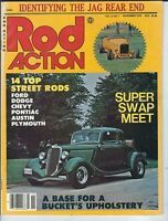 NC-106 Rod Action, November 1979, Top Street Rods, Super Swap Meet Hot Rods