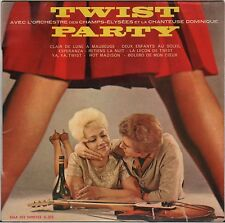 """DOMINIQUE """"YA-YA TWIST"""" POPCORN TWIST 60'S EP"""