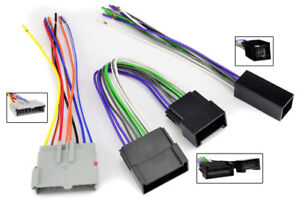 Amp Bypass Elimination Wire Harness Fits Ford Lincoln Mercury 70-5514 FDK8B