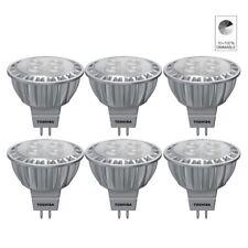6 x TOSHIBA E-CORE MR16 LAMPE LED réflecteur 6.5W remplacé 35W