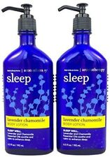 Bath and Body Works Aromatherapy x2 Sleep Lavender Chamomile 6.5 oz Body Lotion