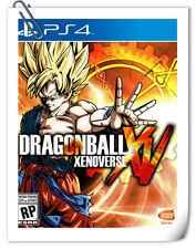 PS4 Dragon Ball Xenoverse ENG / JAP DBZ SONY Fighting Namco Bandai Games