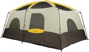Browning Camping Big Horn Tent Two Room Brand New In Stock 5795011 Gray Gold