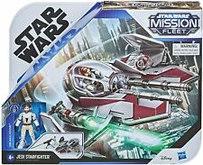 Star Wars Mission Fleet Stellar Class Obi-Wan Kenobi Jedi Starfighter