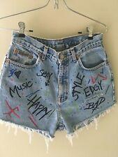 Calvin Klein vintage style women's denim shorts M