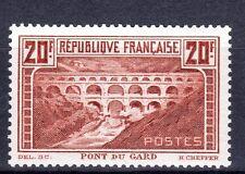 230517).......PONT DU GARD TYPE 262A......NEUF**.........coté 575.euros....signé