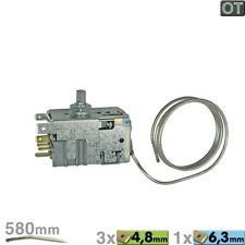 Thermostat régulateur 077b6700 DANFOSS réfrigerateur ORIGINAL BOSCH SIEMENS