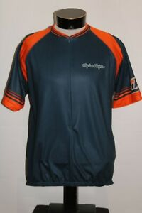 TLD Troy Lee Designs Mens Large L Cycle/Bike Jersey Combine ship Discount