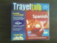 Spanish Language Digital Guide Learn To Speak 300 Key Words & Phrases Traveltalk