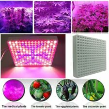 500W Full Spectrum LED Grow Light Panel ABS Case With Fan For Bloom Plant Hydro