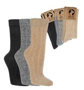 Merino Kaschmir Woll-Socken Cashmere Merinowolle Kaschmirwolle Warm Winter Hygge