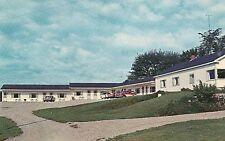 Rocky Ridge Motel in Sandy Point ME Postcard