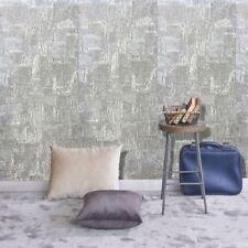 Foil Vinyl Metallic Wallpaper Silver Textured Arthouse Shiny Modern A La Mode