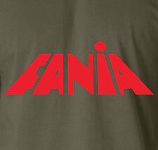 FANIA All Stars T-Shirt Vintage Salsa Latin New York Records Hector Lavoe Tee