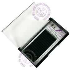 C 0.25 10mm ☆ TRAY SILK EYELASH EXTENSIONS ☆ 16 LINES LASH ☆ Best Value on eBay