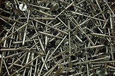 400 Large Flange 18 X 38 Aluminum Blind Pop Rivet Ad46abslf Dome Head 46aalf