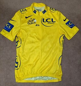 Nike Tour De France 2006 Cycling Jersey. Men's S.